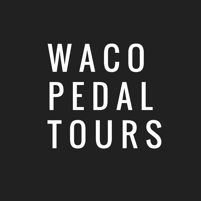 Waco Pedal Tours Logo