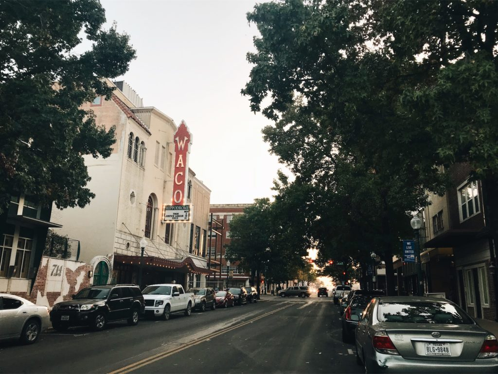 Downtown Waco