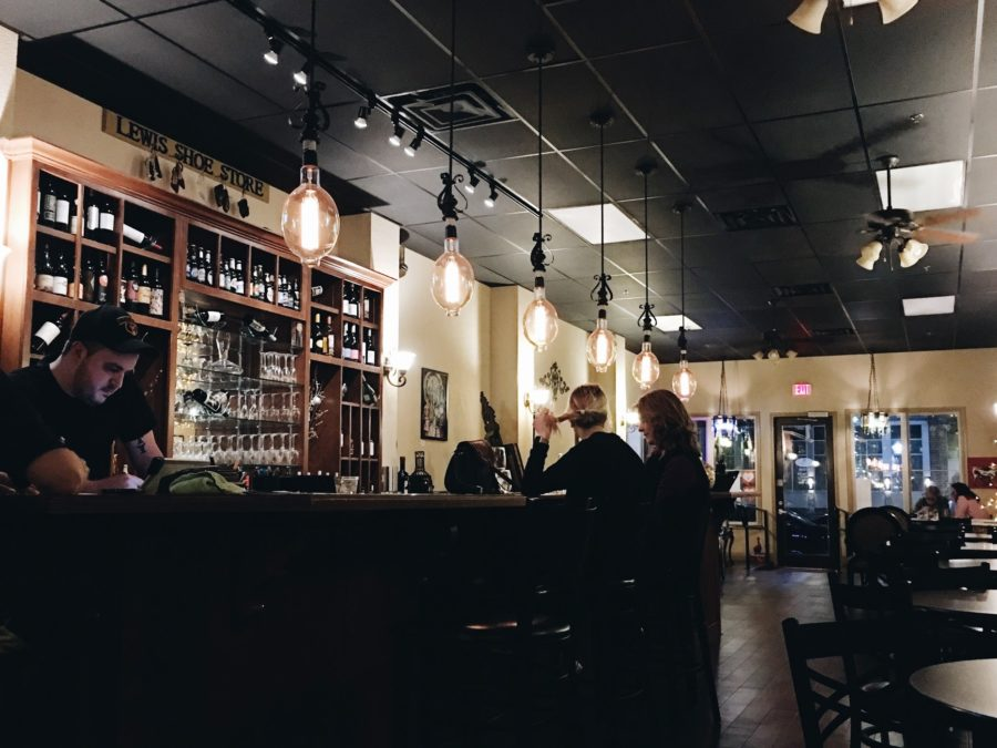Klassy Glass Wine Bar & Bistro in Downtown Waco