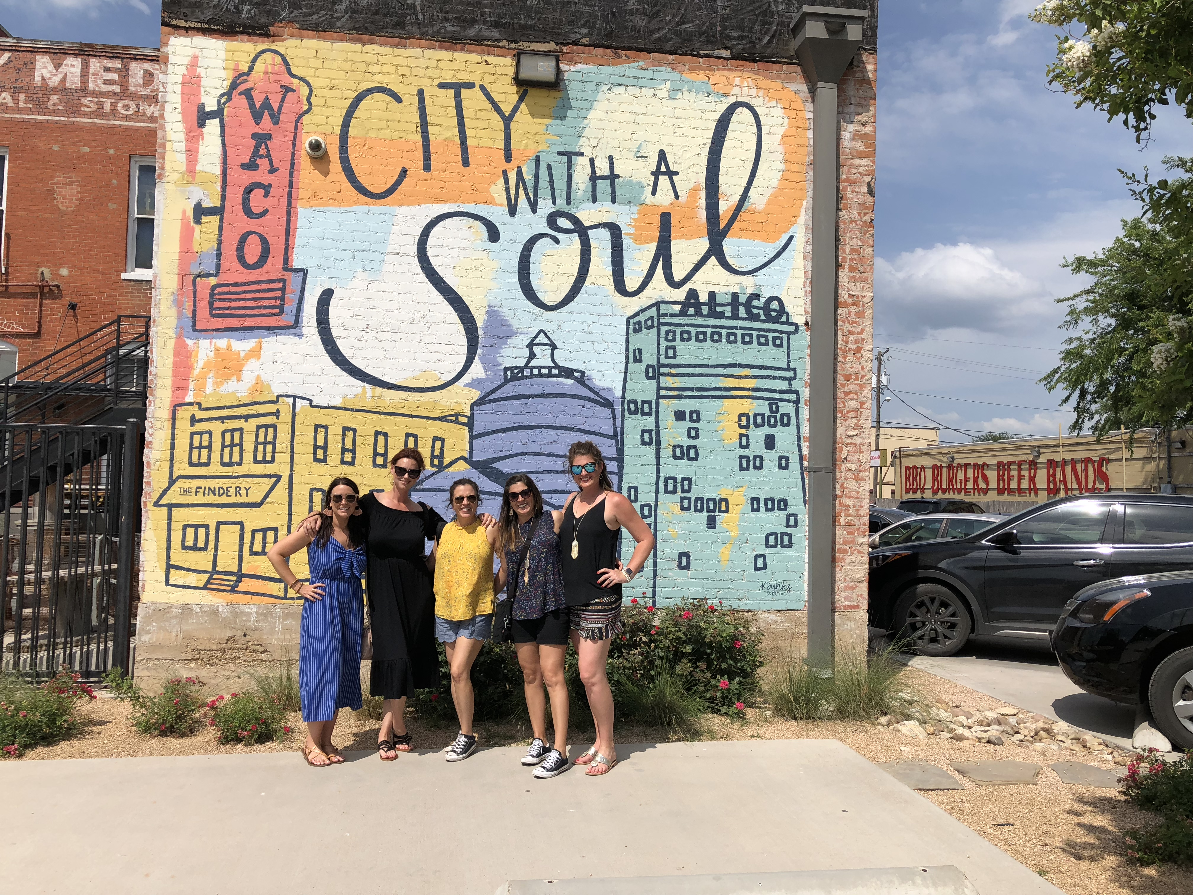 Sip & Shop Tour on Waco Pedal Tours